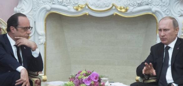 Putin annulla l'incontro con Hollande previsto a Parigi per il prossimo 19 ottobre