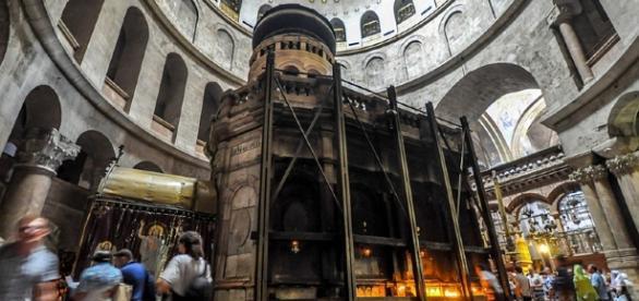 Am Nabel der Welt – die Grabeskirche in Jerusalem › reiseziele.ch - reiseziele.ch