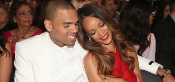 Chris Brown já agrediu Rihanna