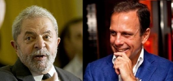Defesa de Lula quer que Doria testemunhe contra Moro (Foto: Reprodução)