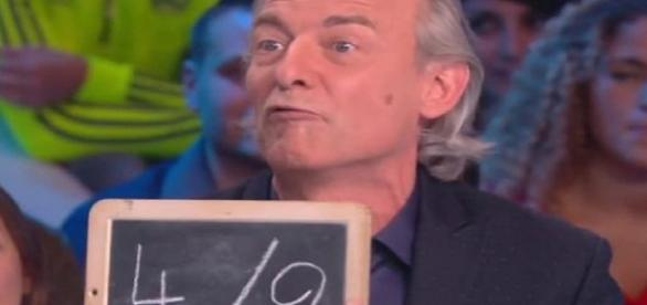 Gilles Verdez n'écrit pas ses interventions selon B. Chameroy