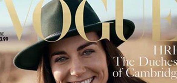 """Herzogin Kate auf dem Cover der """"Vogue"""" « DiePresse.com - diepresse.com"""