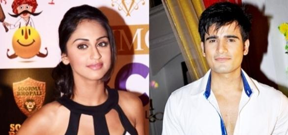 Krystle and Karan back together for a performance (Image source: Wikimedia Commons)