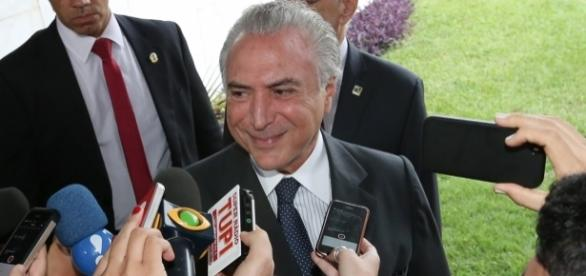 Michel Temer realiza mudanças para recuperar o país (Foto: Lula Marques)