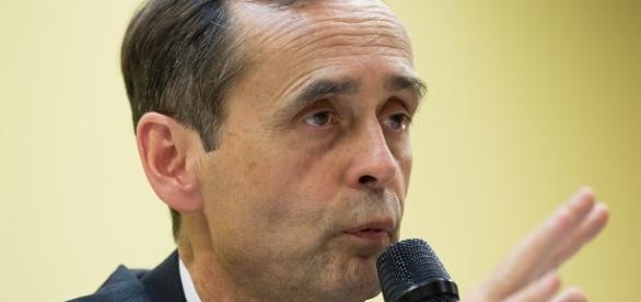 Robert Ménard, maire de Béziers - CC BY