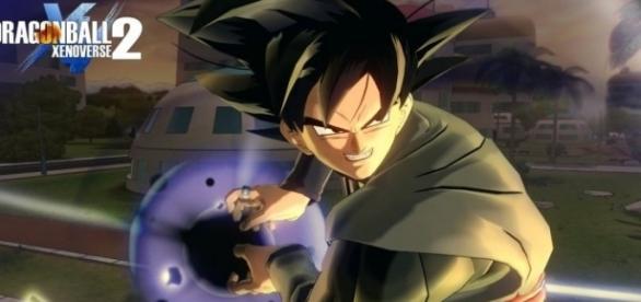 Black en 'Dragon Ball Xenoverse 2'