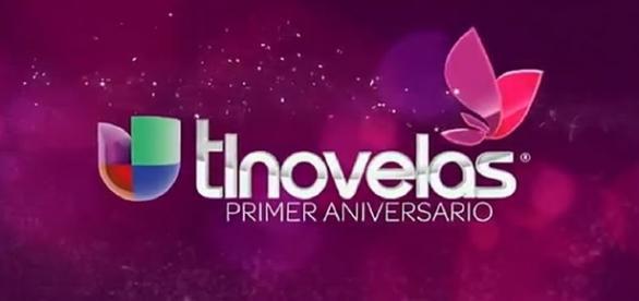 Canal TLNovelas, da Televisa (Foto: Internet)