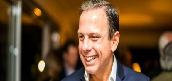Com a vitória em primeiro turno, João Doria (PSDB), procura Haddad.
