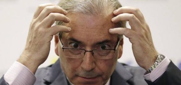 Eduardo Cunha foi agredido em aeroporto