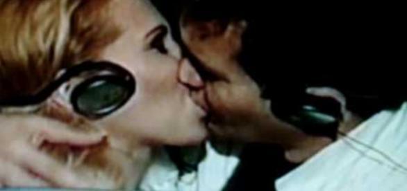 Joelma e Ximbinha em beijo - Imagem: Google