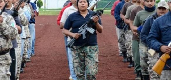Mulheres de uma cidade mexicanas se organizam e expulsam traficantes
