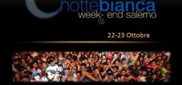 Notte Bianca di Salerno, 22-23 Ottobre