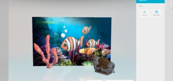 Novo Paint 3D traz grandes novidades