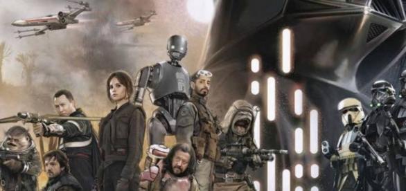Rogue One ganha trailer sensacional