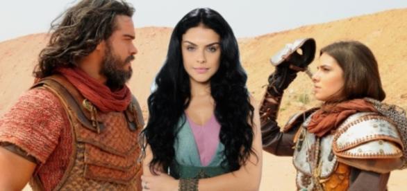 Samara descobre o segredo de Aruna.