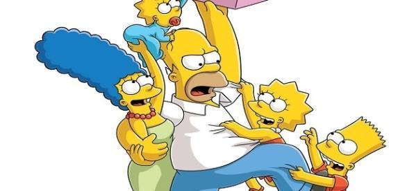 Simpsons, uma curiosa família que prova estar à frente do nosso tempo.