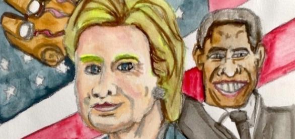 The Obama transition to the Clinton Kaine formula