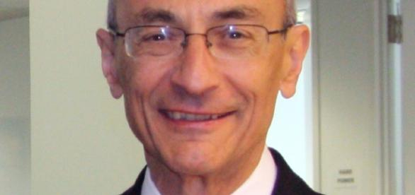 John Podesta (Wikipedia). Is this the face of a murderer?