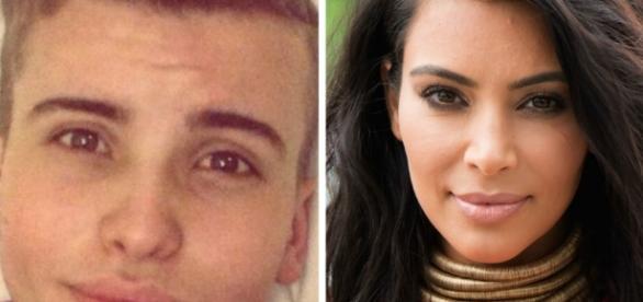 Kim Kardashian hombre australiano. - Pulzo.com - pulzo.com