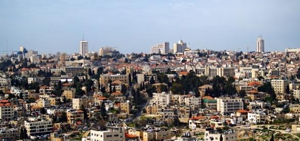 Le quartier de Sheikh Jarrah à Jérusalem-Est