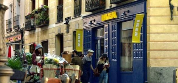 Local de la Pop up store de Barcelona Foto: A 3 TV