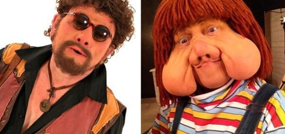 Morre o criador do Fofão - Orival Pessini famoso por dar vida ao personagem