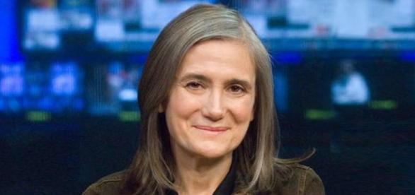 North Dakota v. Amy Goodman: Arrest Warrant Issued After Pipeline ... - democracynow.org