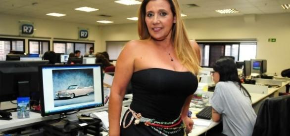 Rita Cadillac é humilhada no 'Programa do Porchat'