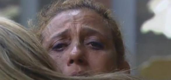 Rita chora em 'A Fazenda' - Foto/Reprodução