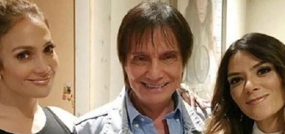Roberto Carlos em parceria com J.Lo