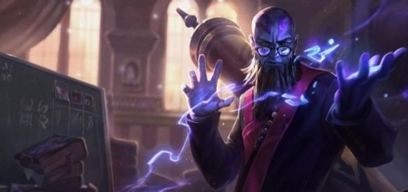Actualización de campeón: Ryze, el Mago Rúnico | League of Legends - leagueoflegends.com