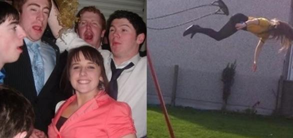 Fotos engraçadas que foram tiradas no momento exato