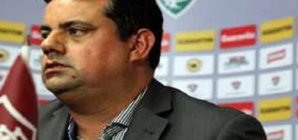 Gerente-executivo Jorge Macedo revela início de planejamento para 2017 no Fluminense (Foto: Arquivo)