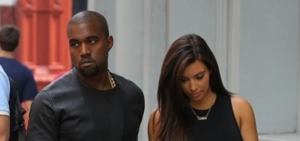 Le vol de bijoux, une histoire inventée de toute pièce avec son mari Kanye West