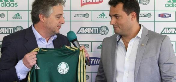 Paulo Nobre e Alexandre Mattos