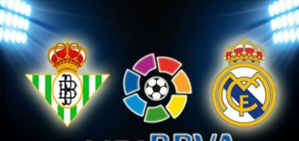 Real Betis (1) x (6) Real Madrid