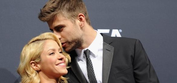 Shakira y Piqué, más sincronizados imposible - laprensagrafica.com