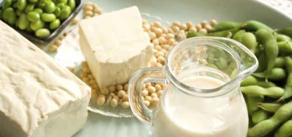 tofu, soia, lapte de soia, vitamine