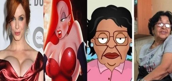 Veja os clones reais de personagens animados, que parecem cópias