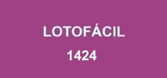 Anúncio do sorteio 1424 da Lotofácil acontece nessa segunda-feira, dia 17