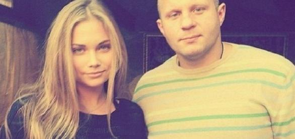 Filha de Fedor Emelianenko continua hospitalizada.