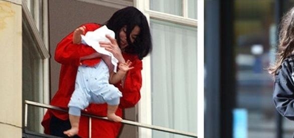 Filho do Michael Jackson faz uma rara aparição pública