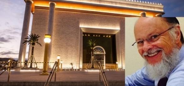 Edir Macedo e o templo de Salomão