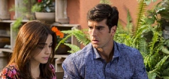 Felipe e Shirlei descobrem traição de Carmela em 'Haja Coração'