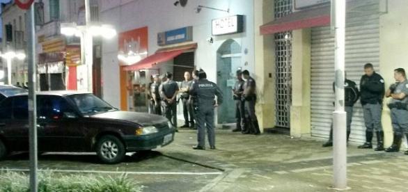 Lotérica de Barra Bonita sofre tentativa de assalto