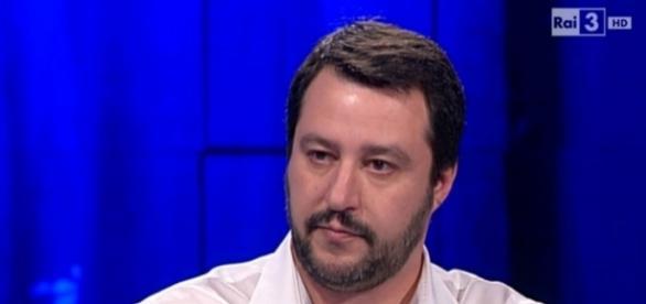 Matteo Salvini, leader di Lega Nord