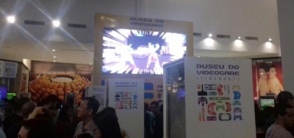 Museu do Vídeogame, em shopping da zona sul