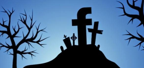 Por qué se usa el Facebook para hablarle los difuntos?