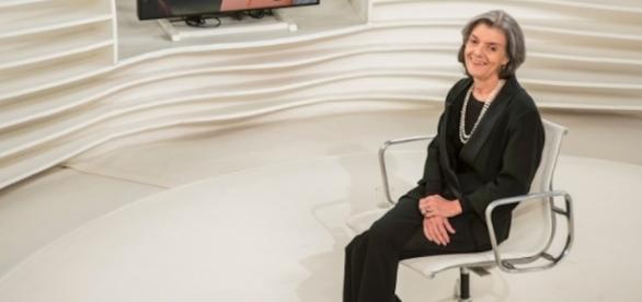 Cármen Lúcia fala sobre a Lava Jato na TV Cultura