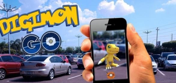 El juego llamado Digimon Go tratará de hacerle la competencia a Pokémon Go